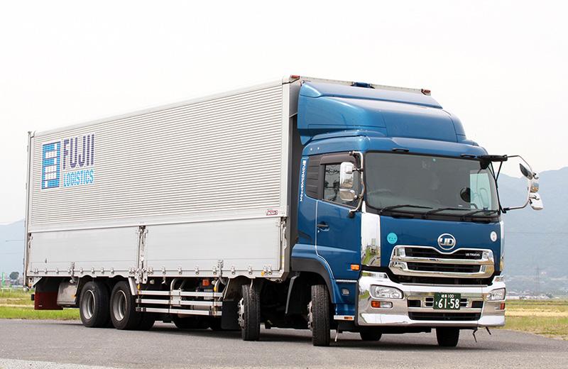 東京都江東区で近距離輸送大型ドライバーの正社員求人